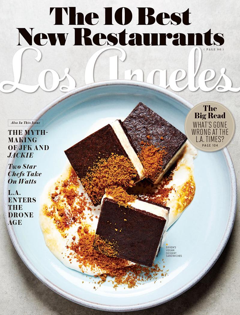 Los Angeles Magazine 2 Year