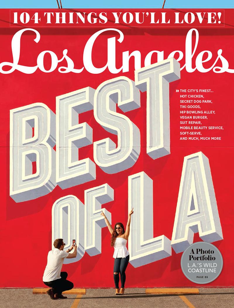 Los Angeles Magazine 1 year