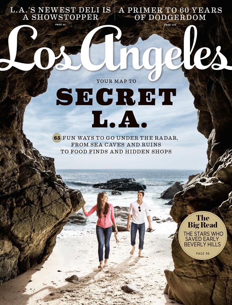 Los Angeles Magazine 3 Year