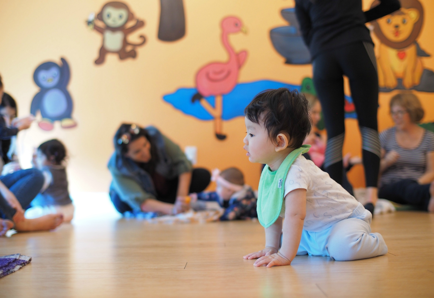 best mommy and me yoga los angeles zooga yoga