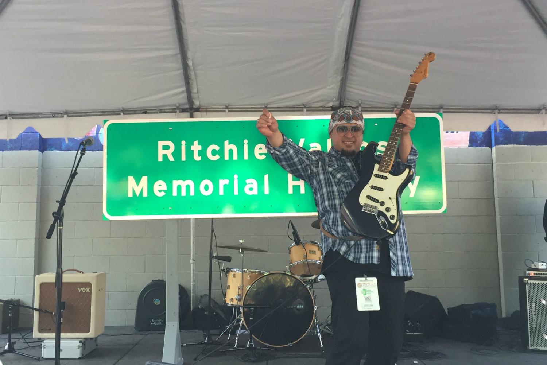 ritchie valens memorial highway