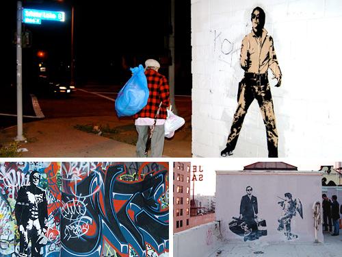Street Scene: Blek le Rat