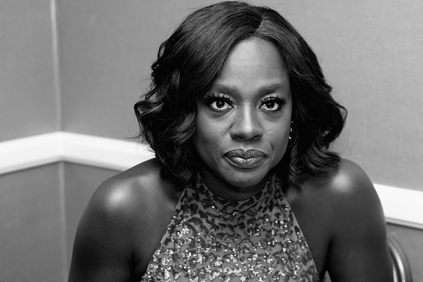 A Day At The Races With Viola Davis Los Angeles Magazine