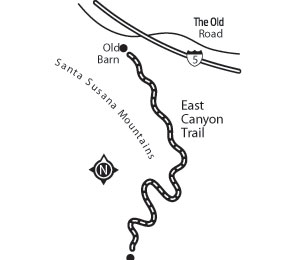 eastcanyontrail_map