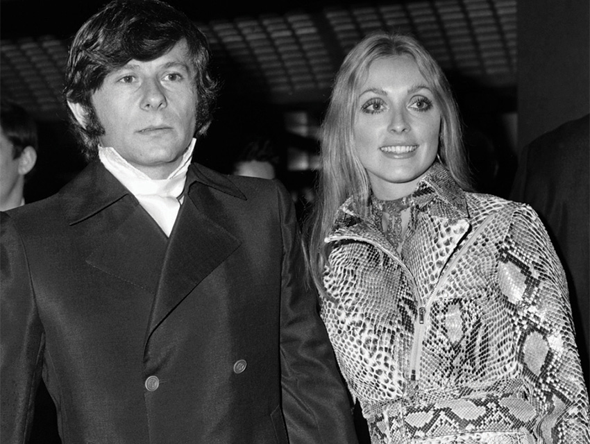 Polanski and Tate in London. On the first of two nights of carnage, Manson's followers beat, shot, or stabbed to death five people, including the actress, who was pregnant.