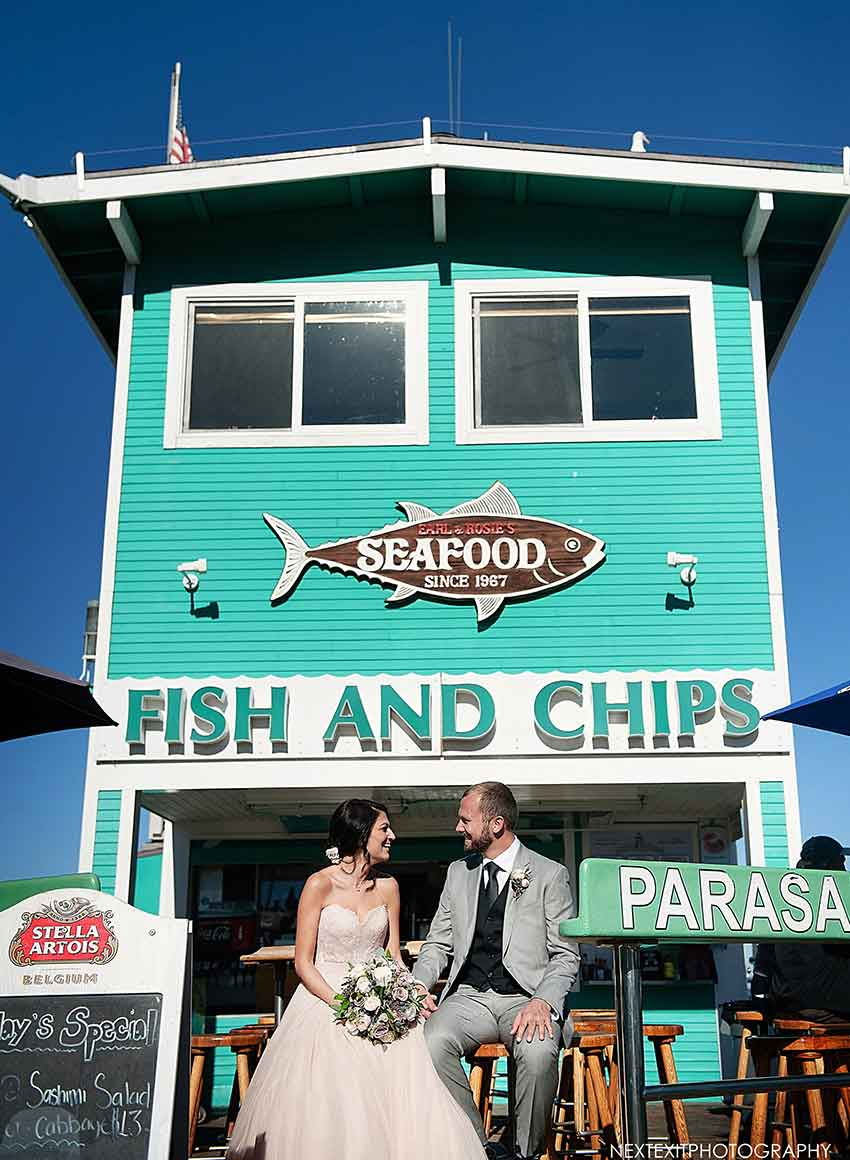 Avalon Seafood & Fish Market, Catalina Island