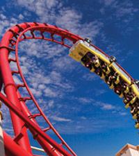 NYNY Rollercoaster