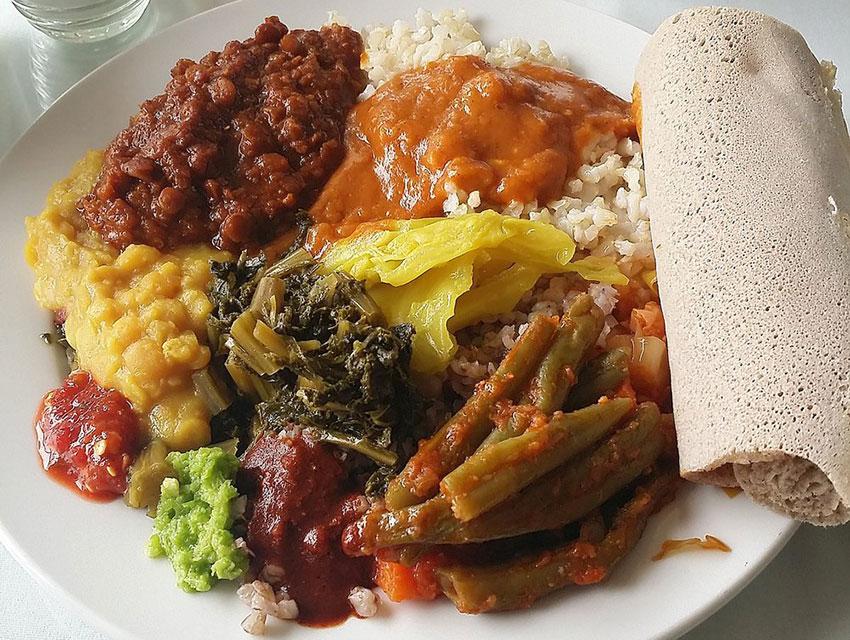 Rahel Ethiopian Vegan Cuisine Los Angeles Magazine