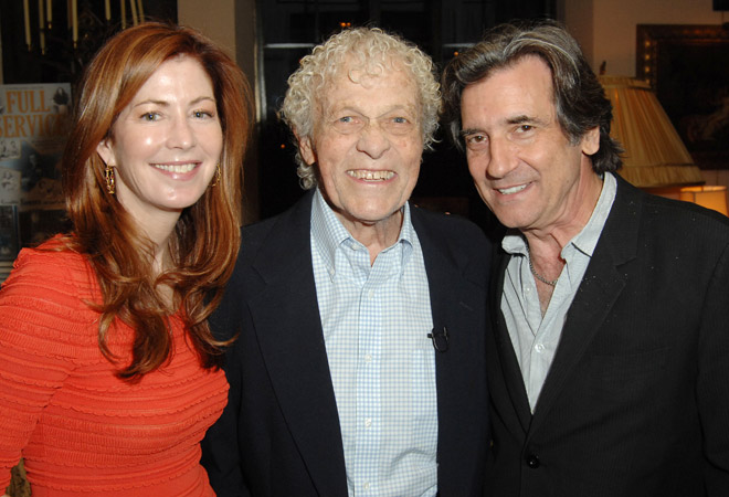 Dana Delany, Scotty Bowers and Griffin Dunne