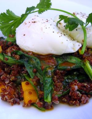 quinoa-and-eggs