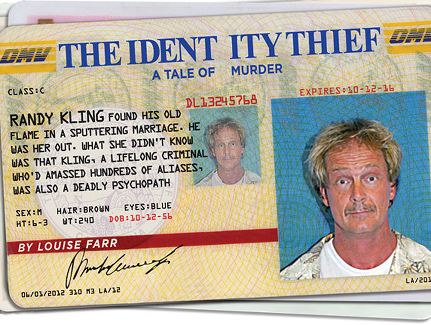 The Identity Thief: A Tale of Murder Los Angeles Magazine