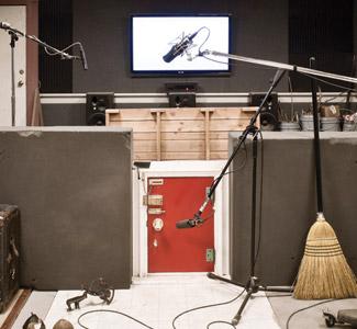 The Foley Room
