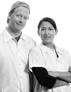 The Friends of the Farm: Daniel Mattern & Roxana Jullapat