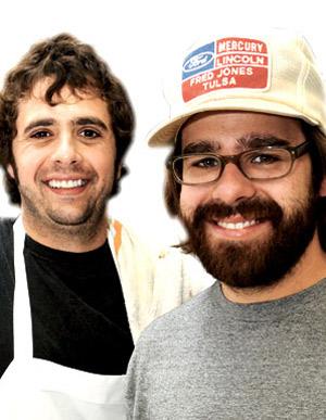 The Big Boys: Jon Shook & Vinny Dotolo