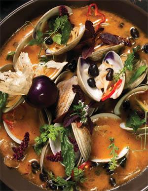 baja clams