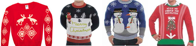 inappropriate holiday sweaters