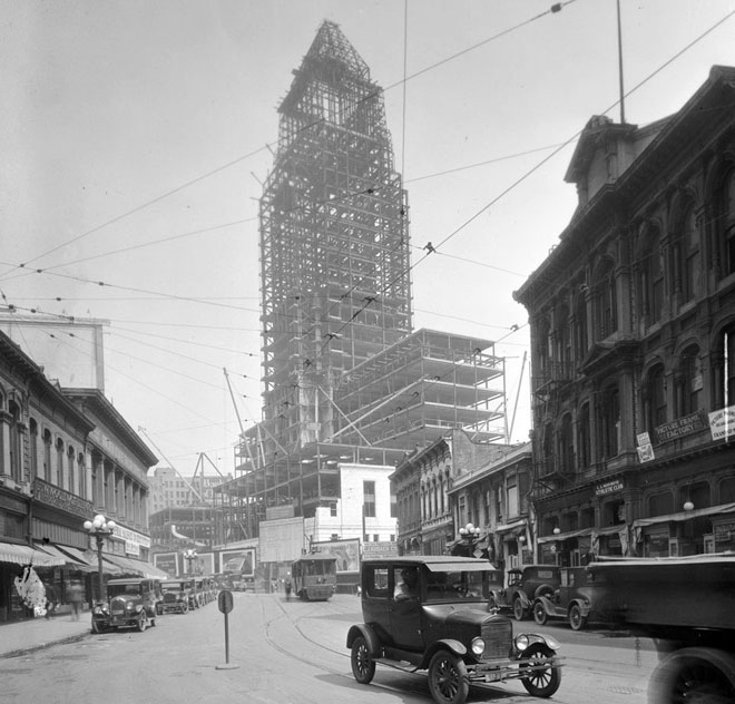 CityDig: When Los Angeles City Hall Commanded The L.A