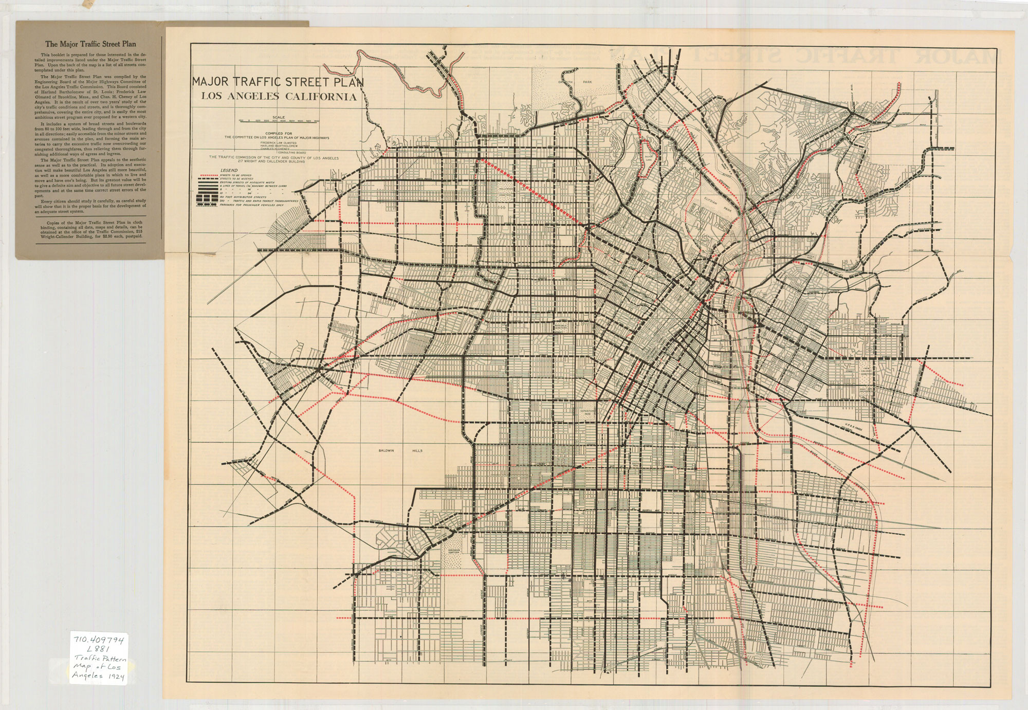 CityDig: How Three Men Tried To Solve L.A.'s Traffic Problem ... on city of kenner map, city of lone tree map, city of redwood city map, city of norco map, city of san buenaventura map, city of alabama map, city of joshua tree map, city of yuba city map, city of las vegas area map, city of louisiana map, city of youngstown map, city of lexington map, city of wisconsin map, city of alamo heights map, city of arizona state, city of oak park map, city of plant city map, city of oklahoma map, city md map, city of brooklyn map,