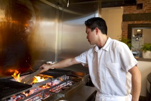 Chef Bryant Ng, The Spice Table