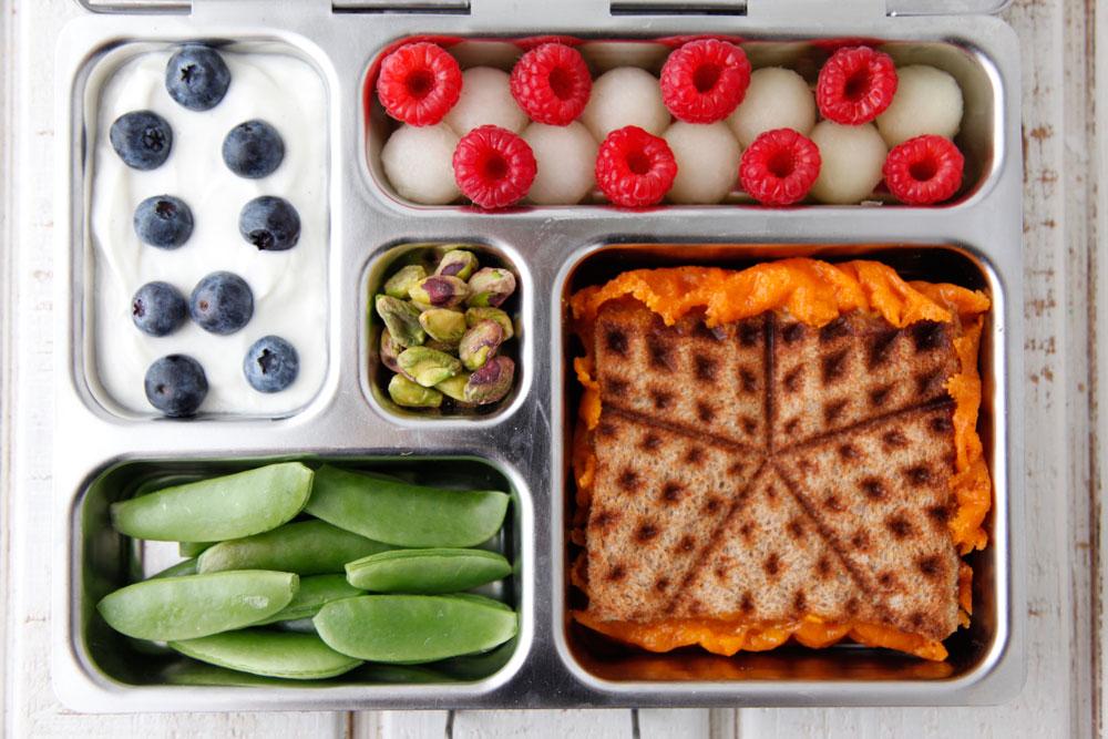 Waffle-Lunchbox