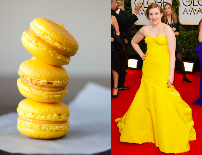 Dessert Doppelgangers: The 71st Annual Golden Globes Los Angeles ...