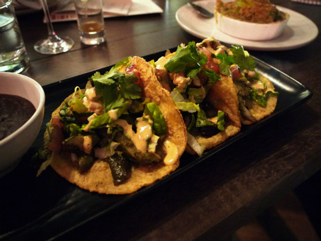 Mexican Foods That Start With The Letter T