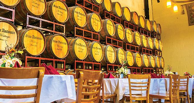 Must Do: San Antonio Winery