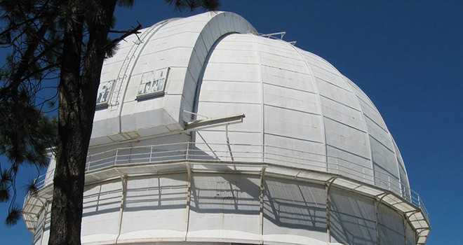 Must Do: Mount Wilson Observatory