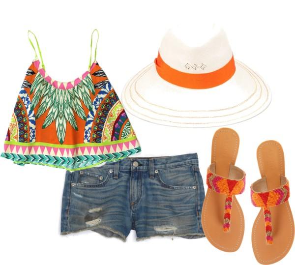 Coachella Look 3