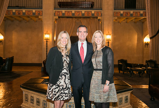 Los Angeles Magazine Conversation With Mayor Eric Garcetti Los Angeles Magazine