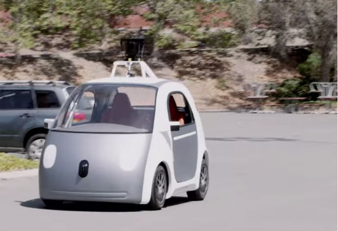 Should Los Angeles Care About Google S Self Driving Car Los Angeles
