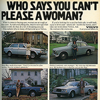 Flashback Friday: Who Says You Can't Please a Woman?