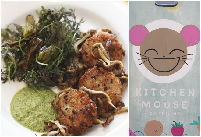 Meet Kitchen Mouse Highland Park S Charming Vegan Friendly