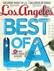 Los Angeles magazine - August 2014