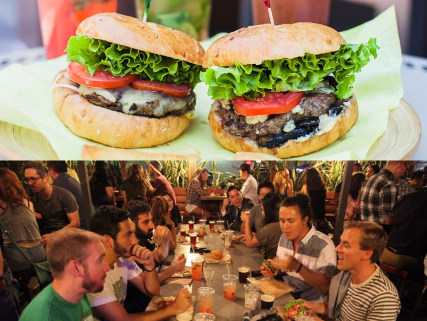 how to make steak burgers
