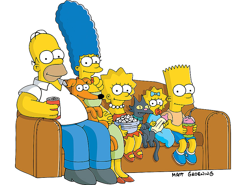 where would the simpsons live if they moved to l a los angeles