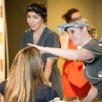 Dermalogica's Face Mapping® fine-tuned the ladies' skin regimen