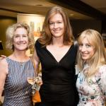 Los Angeles magazine's Ann Herold, Amy Wallace, and Shayna Rose Arnold