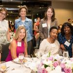 Lindsey Kozberg, Dr. Jane Pisano, Cheryl Burnett, 2014 L.A. Woman Ivory Freeman, Christine Essel, Debra Hoteling, Mattie Mcfadden-Lawson, and Suzy Starling