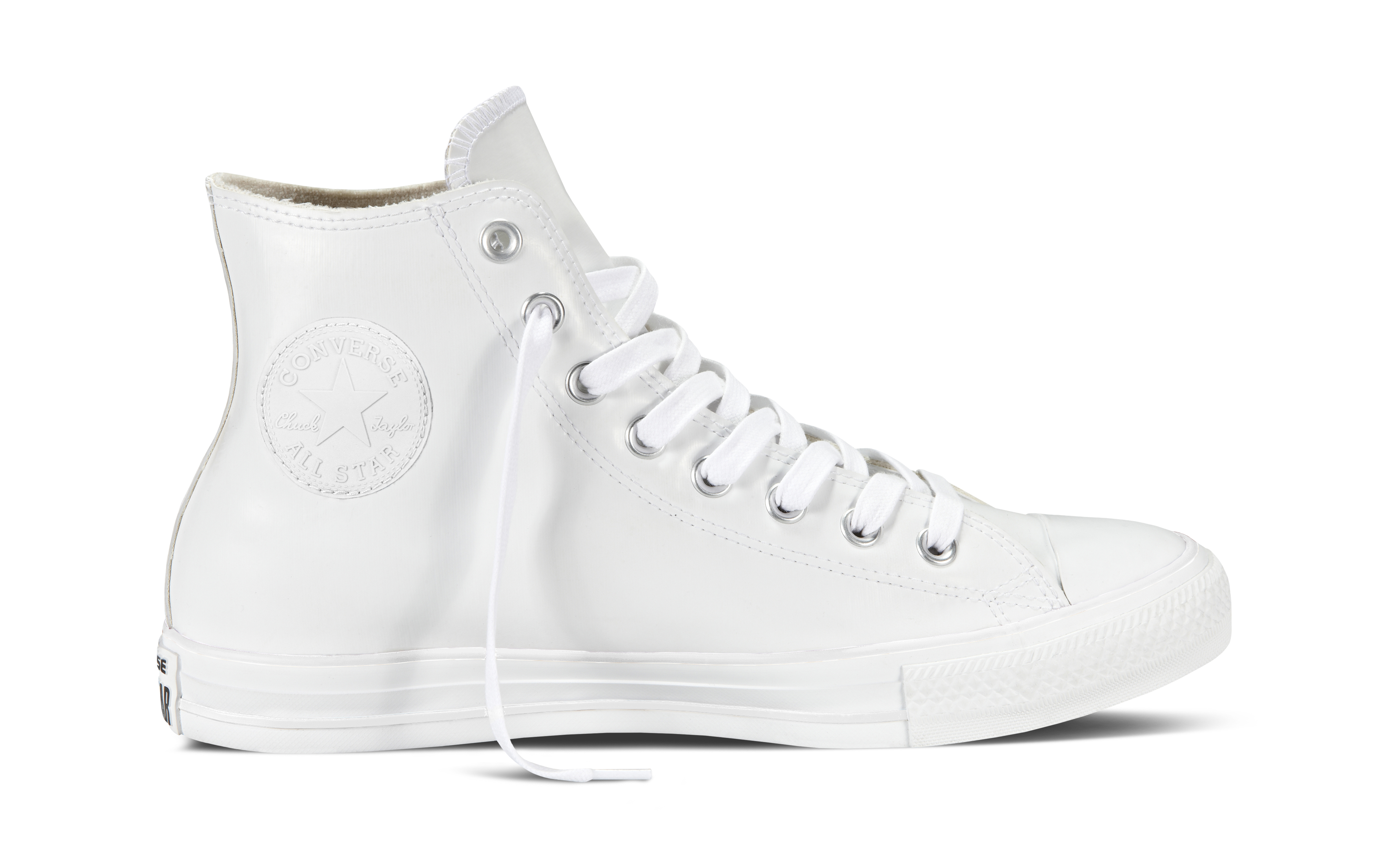 88a9d27ac9f0 Love at First Sight  Converse s Chuck Taylor All Stars in Rubber. One more  reason to pray for rain