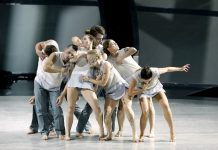 Sonya Tayeh Bjork Group Dance