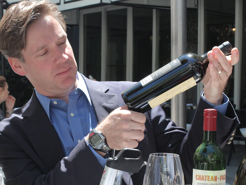 How Coravin Is Saving Vintage Wine Bottles One Cork At A
