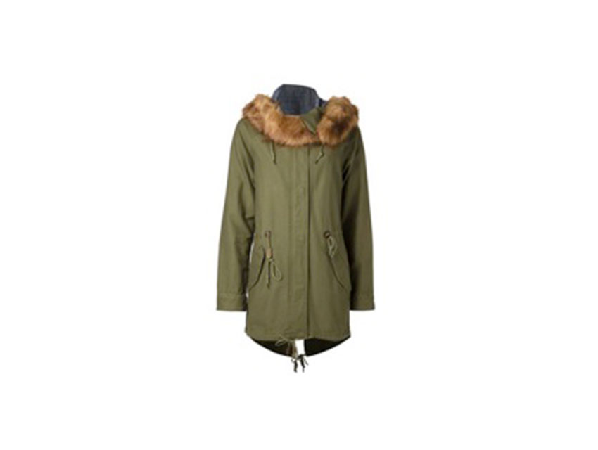 The Veraline parka by Obey