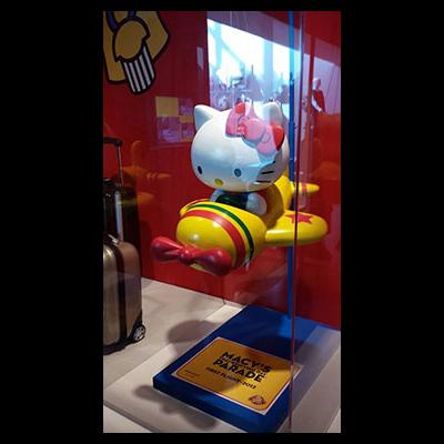 Hello Kitty exhibition at Janm