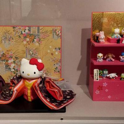 Hello Kitty exhibition at Janm