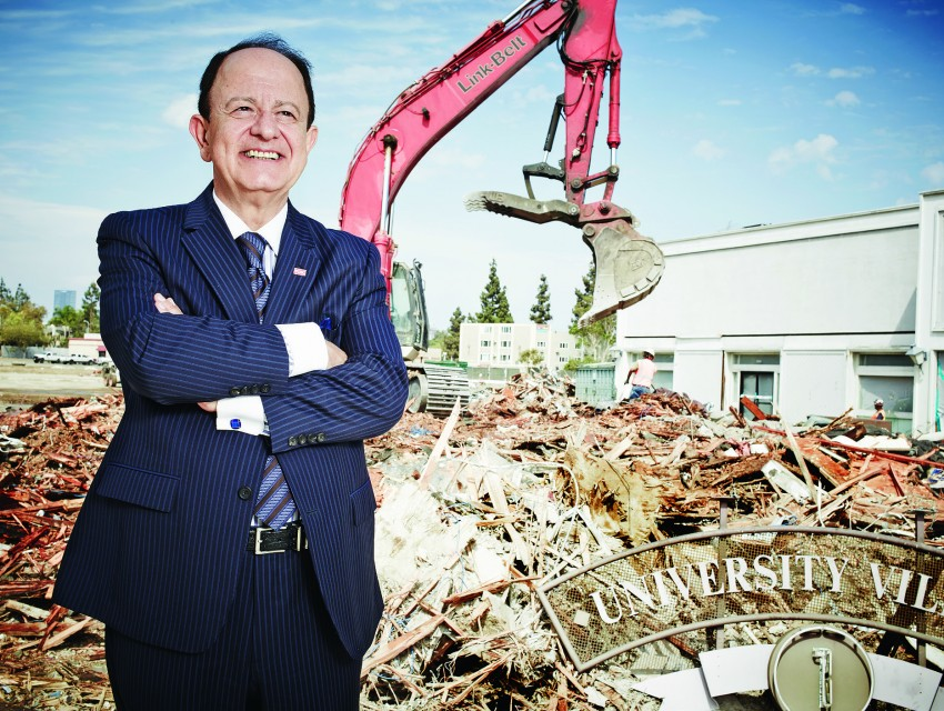 Can C L  Max Nikias Turn USC into the Stanford of Southern
