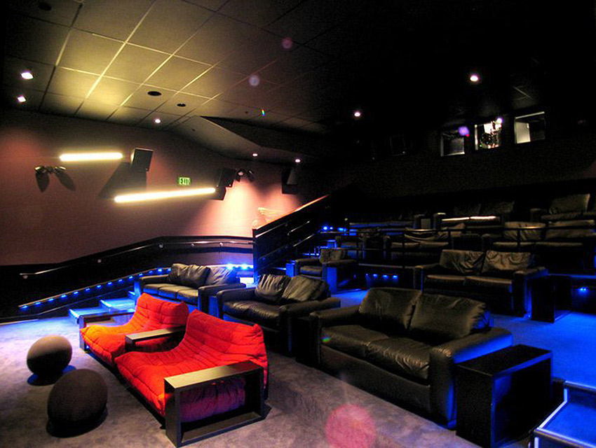 Best Luxe Movie Houses Los Angeles Magazine