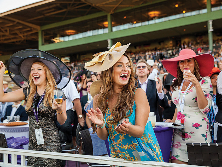 Breeders Cup Perfecta Your Look Los Angeles Magazine