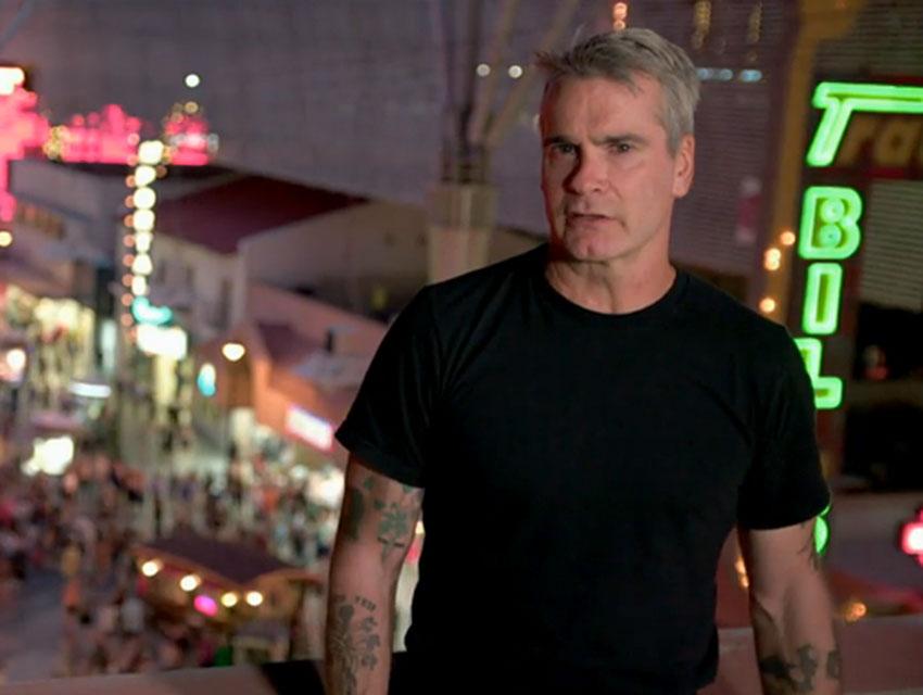 Henry Rollins in Vegas