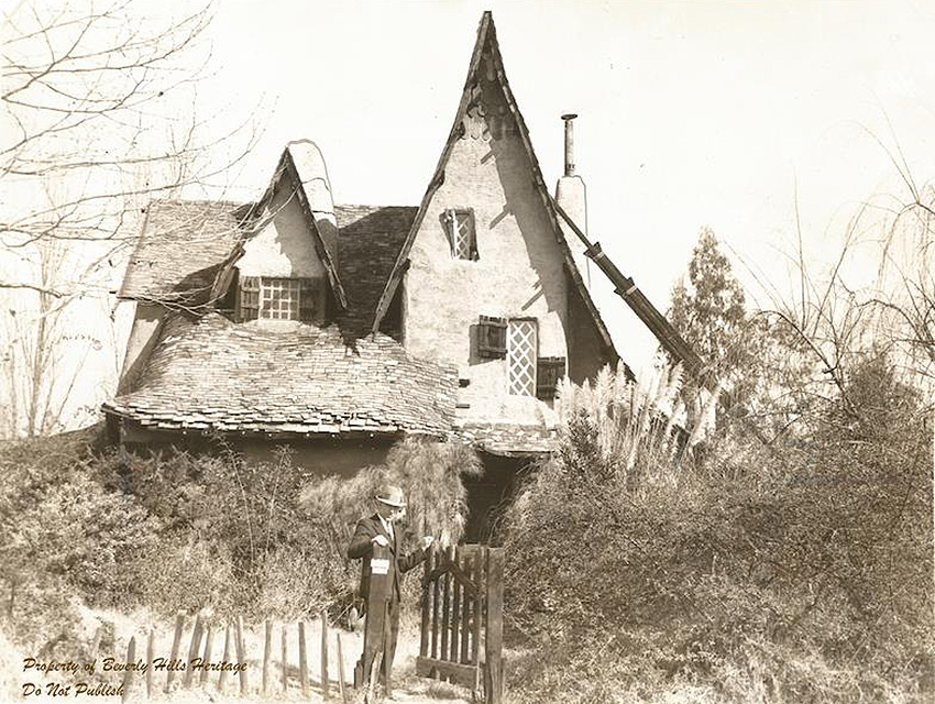 """Witch's House"" of Beverly Hills"